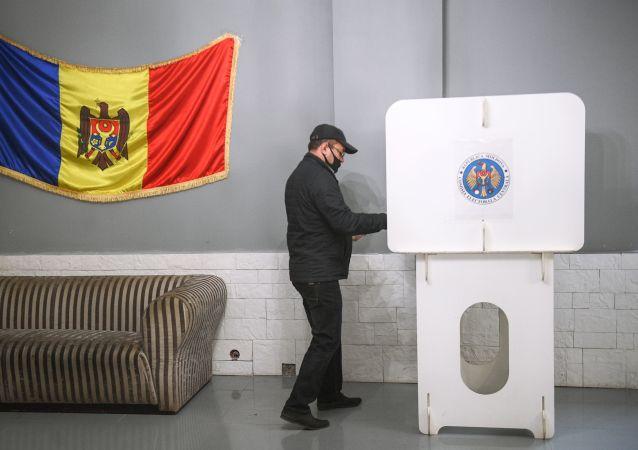 摩爾多瓦選舉