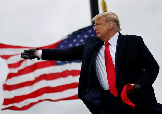 美國總統唐納德·特朗普