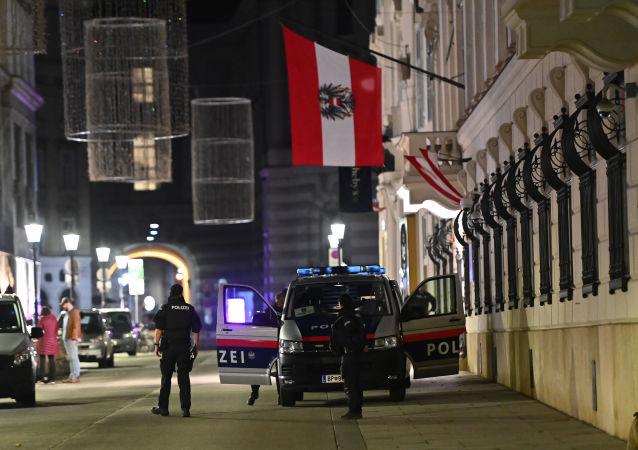 維也納槍擊事件