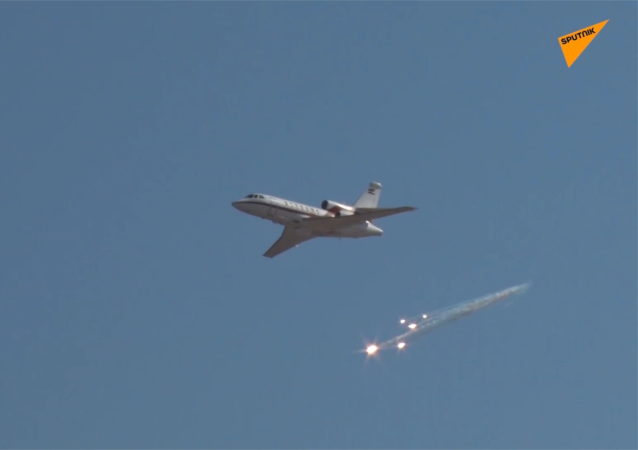 伊朗空軍開始大規模演習