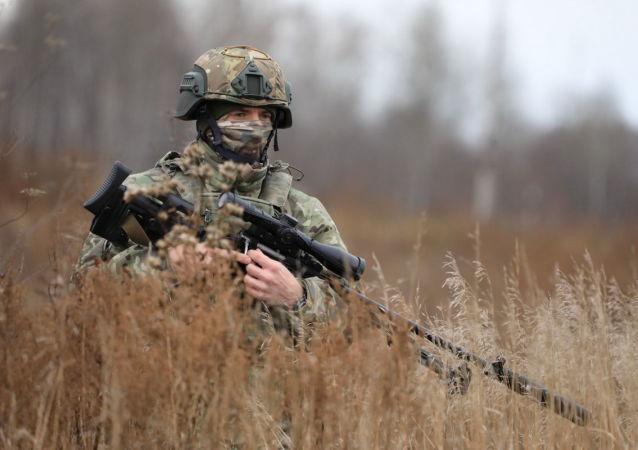 俄軍在西伯利亞組建敵後行動特種分隊
