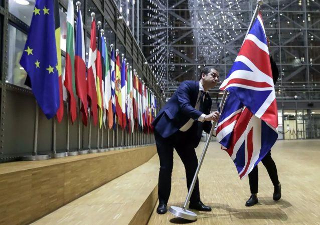 歐委會和歐洲理事會主席簽署脫歐後與英國的合作協議
