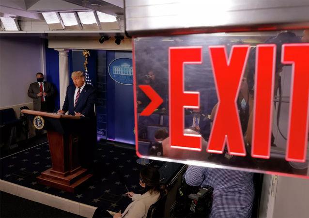 特朗普顧問在私下交談中對選舉訴訟能否成功表示懷疑