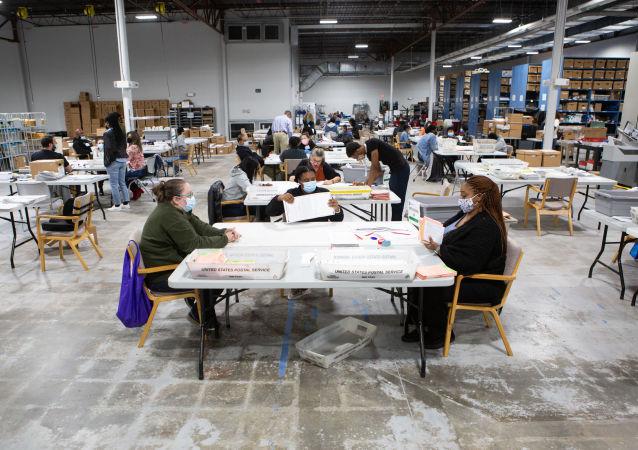 美國多名共和黨人要求暫停賓夕法尼亞州選票認證
