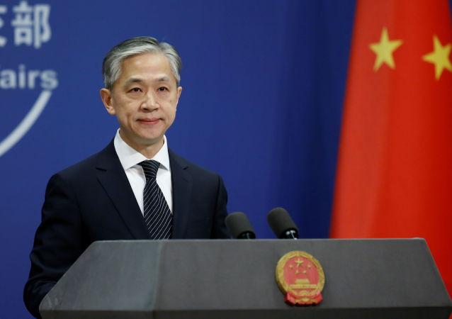 美報告指責中國未遵守暫停核試驗承諾 中國外交部:不過是美國轉移國際視線、污蔑抹黑他國的慣用伎倆