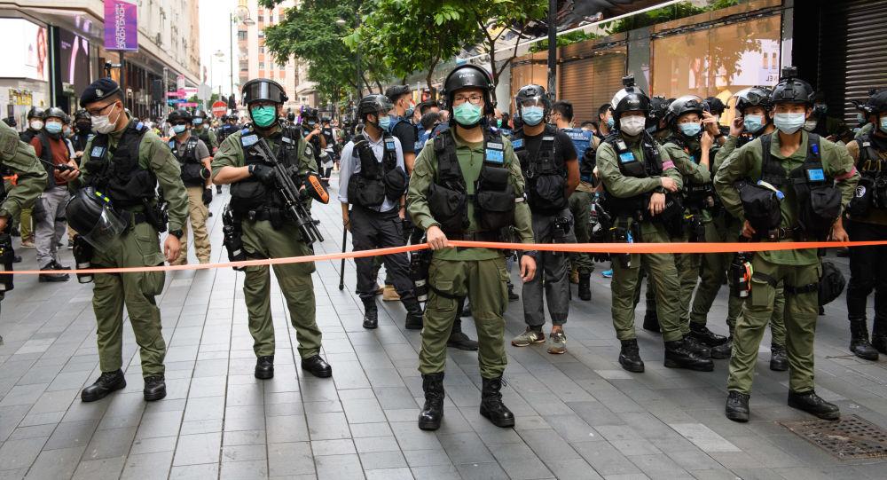 香港懲教署署長:「黑豹部隊」與港府飛行服務隊合作,隨時空降平亂