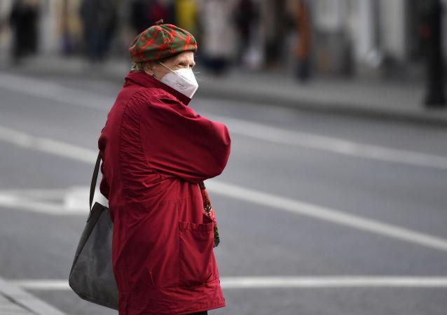 俄羅斯新冠疫情整體上已經趨向穩定