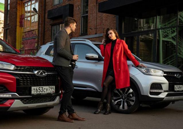 中國品牌SUV汽車在俄銷量增長91%
