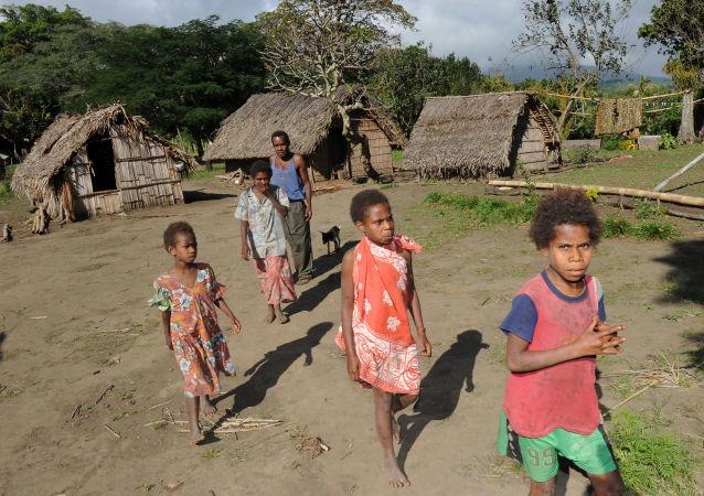 太平洋島國瓦努阿圖確診第一例新冠病毒感染者