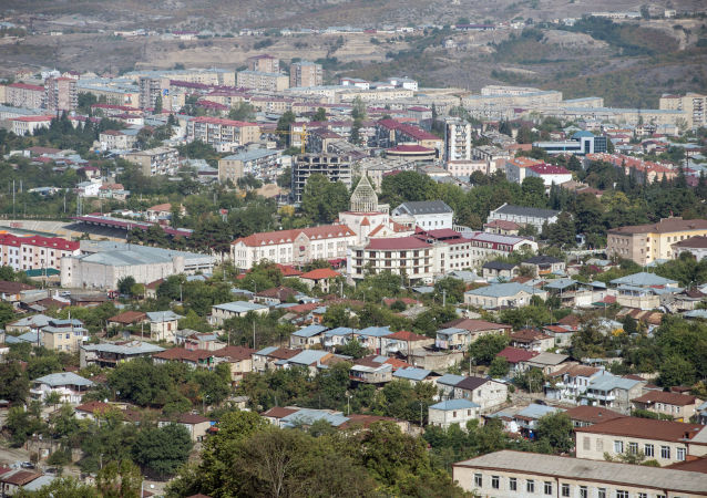 納戈爾諾-卡拉巴赫首府斯捷潘納克特市