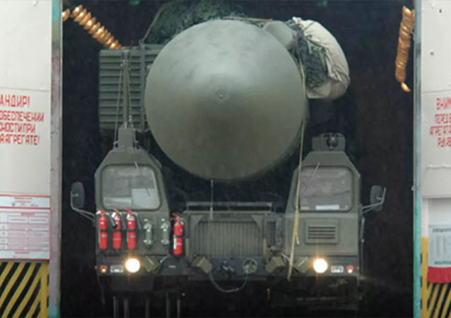 「薩爾馬特」洲際導彈