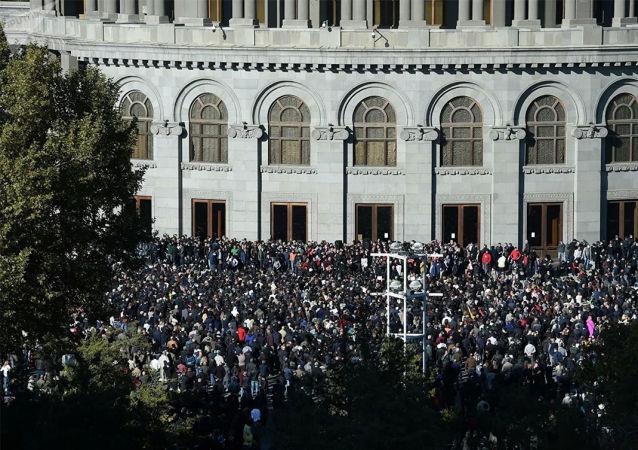 亞美尼亞反對派