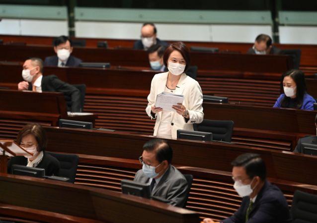 香港立法會議