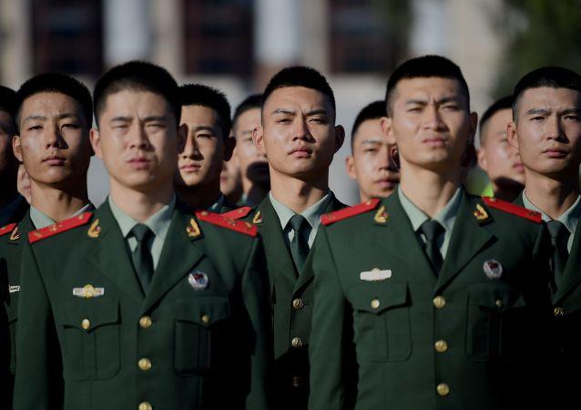 日本稱中國軍力增強「引發不安」