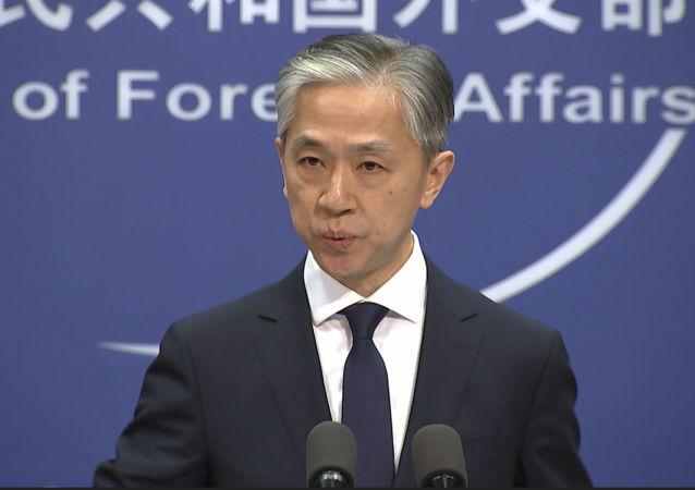 中國外交部:中國政府將持續加強國家安全體系和能力建設 堅決捍衛國家安全主權和發展利益