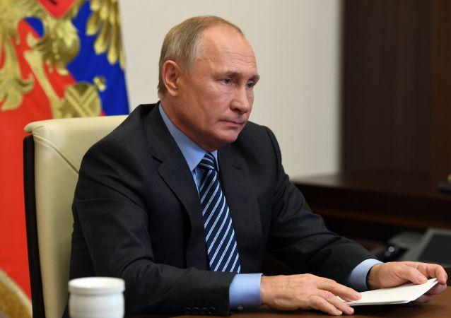 普京表示,需增加投入民用的疫苗數量