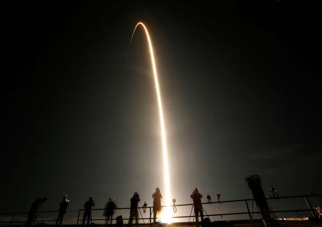 媒體:美國一私營公司的火箭因事故未能到達軌道