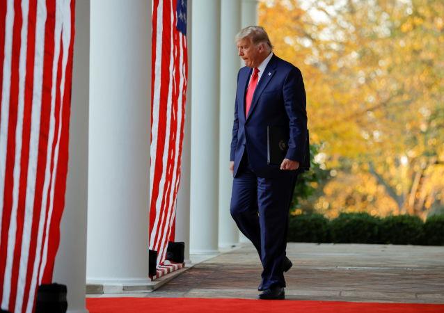 特朗普批評拉斯維加斯政府「對選舉安全沒有信心」