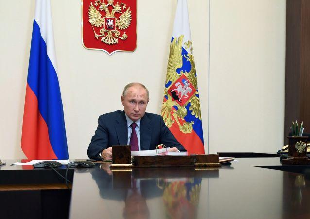 調查:59%的俄羅斯人信任普京