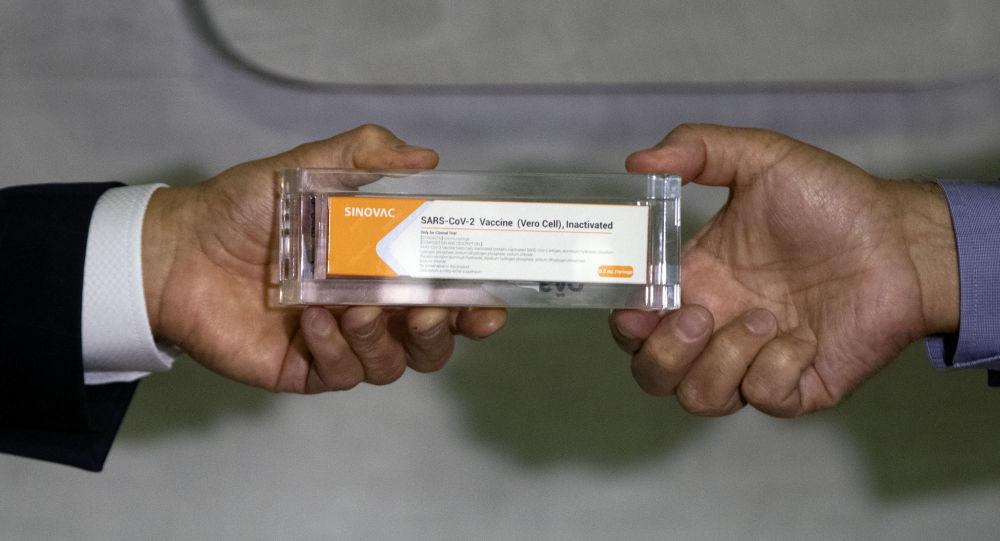 中國科興疫苗