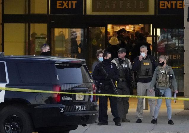 美國警方:威斯康星州購物中心槍擊事件造成8人受傷