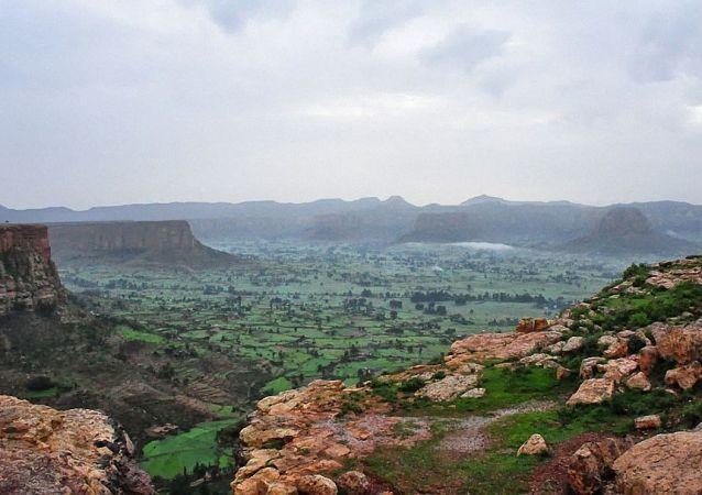 埃塞俄比亞提格雷州