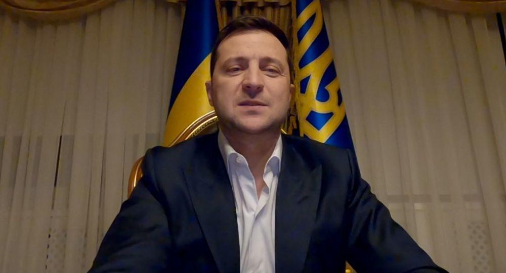 烏克蘭總統澤連斯基已治癒新冠肺炎