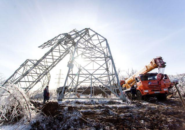 俄濱海邊疆區政府預計因氣旋造成的損失已超2.5億盧布且還將增加