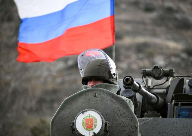 俄工兵開始在卡拉巴赫霍賈利地區進行排雷工作