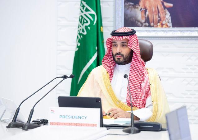 沙特王儲穆罕默德∙本∙薩勒曼