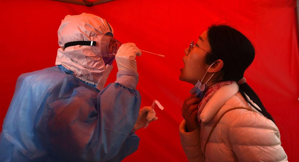 中國1月21日新增新冠確診病例103例 其中本土病例94例