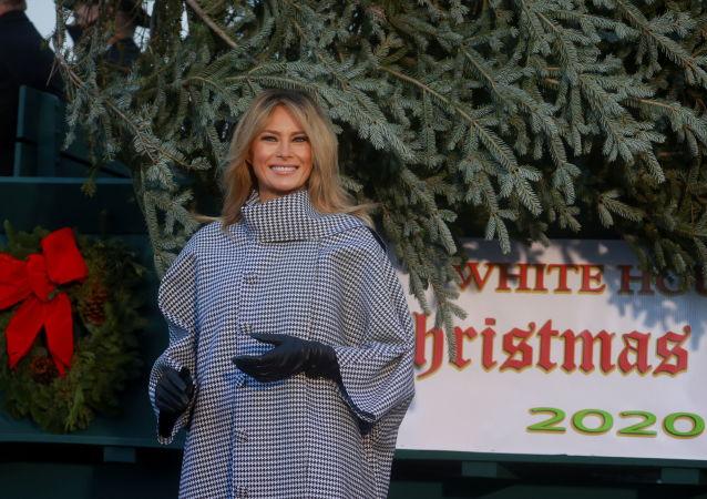 梅拉尼婭稱在為聖誕節做準備被指「虛偽「