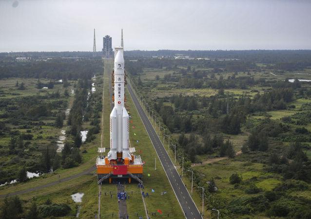 中國空間站天和核心艙將於今日發射