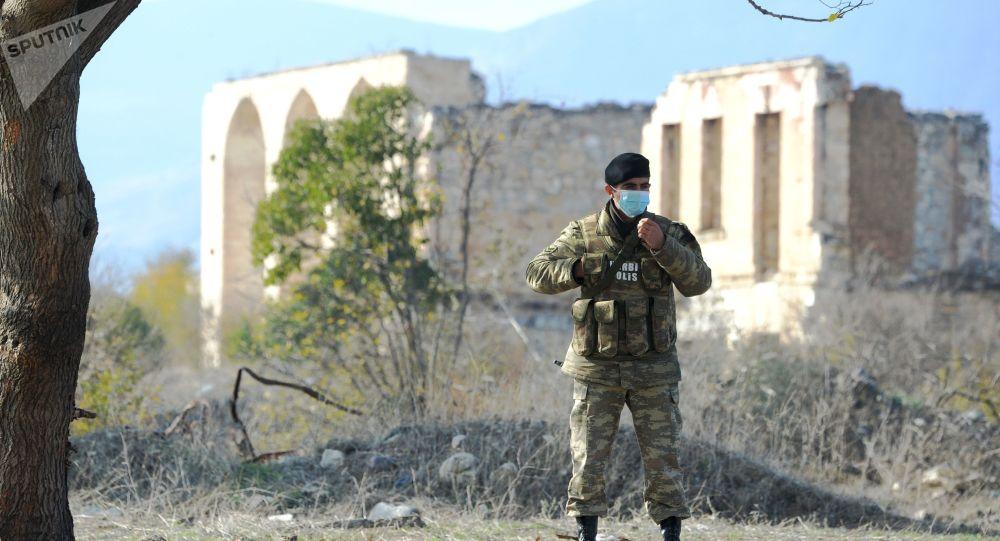 亞美尼亞副總理:亞方建議以「所有人換所有人」為原則交換納卡地區俘虜