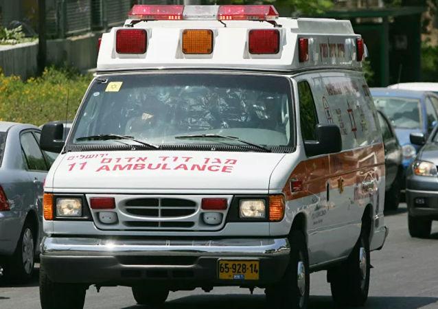 以色列救護車