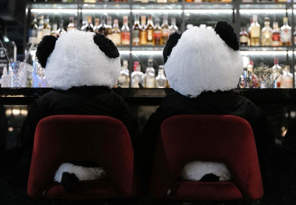 熊貓取代遊客:德國餐館被關閉