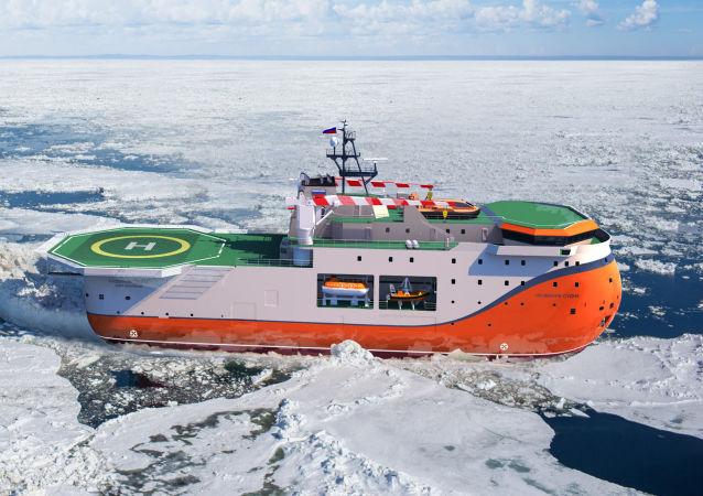 俄羅斯表示願維持北極地區的和平與穩定合作