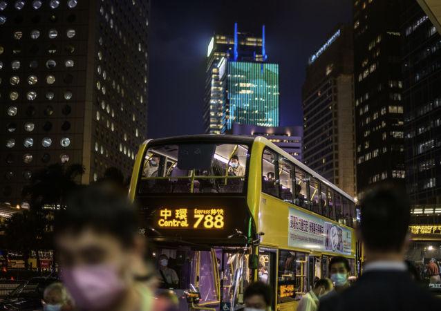 中國外交部:英方應放棄在香港延續殖民影響的幻想 收起虛偽和雙重標準