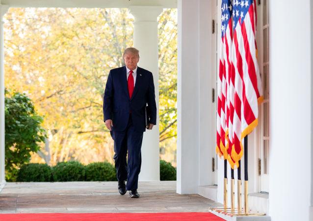 白宮:特朗普將於拜登就職典禮開始前四小時離開華盛頓