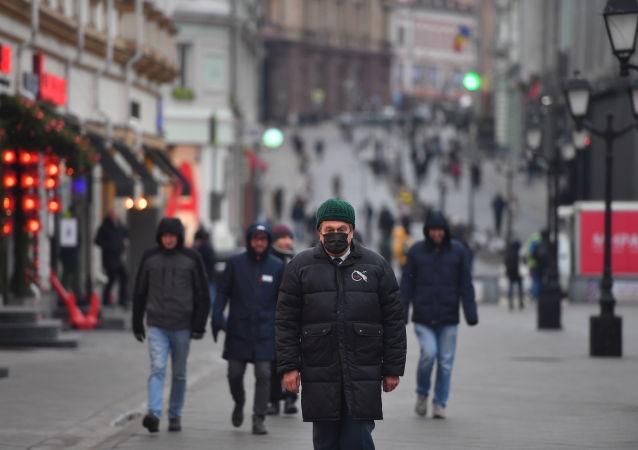 莫斯科市長稱2021年將繼續實施溫和的防疫限制措施