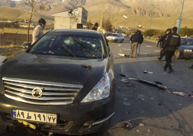 媒體:美情報部門認為以色列是殺死伊朗核物理學家的幕後黑手