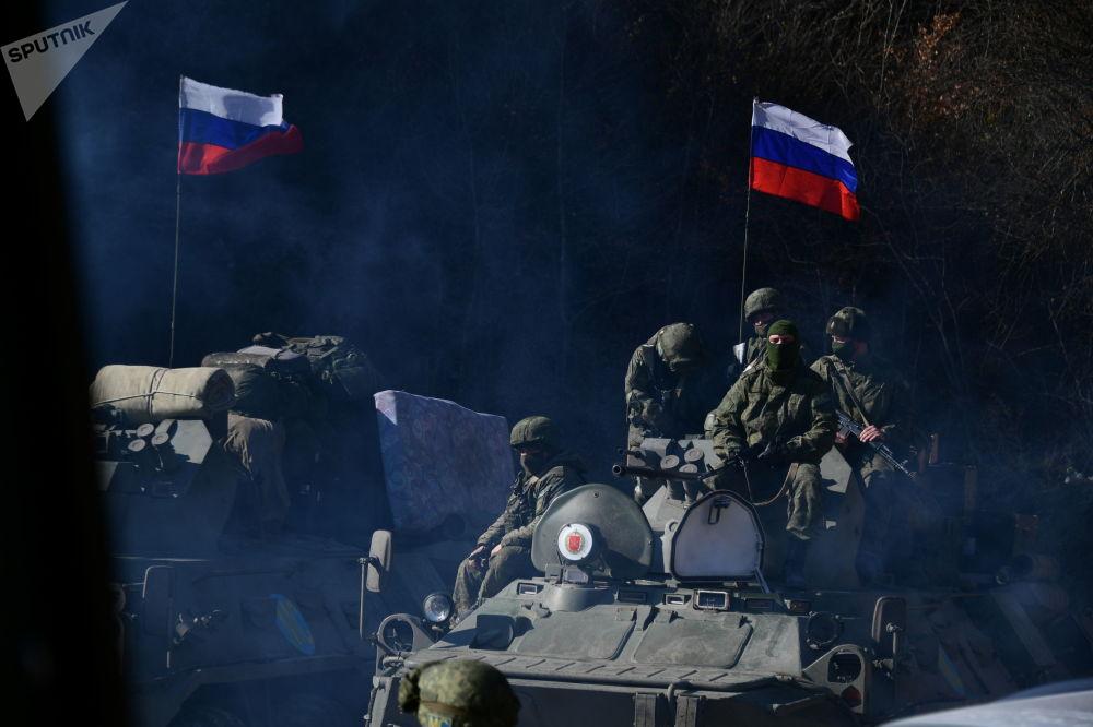 俄羅斯衛星通訊社2020年11月最佳圖片