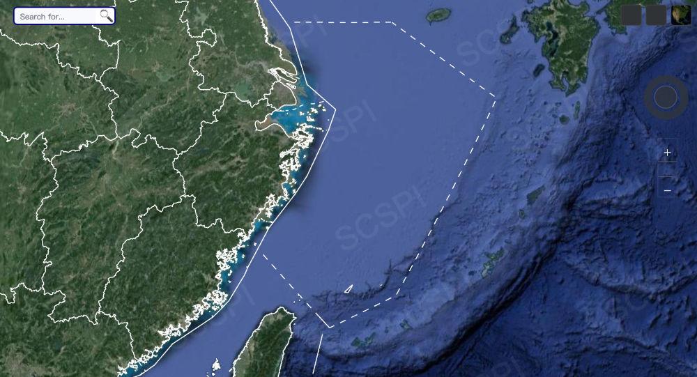 中國南海防空識別區