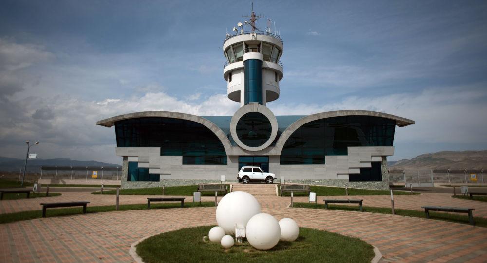 斯捷潘納克特機場