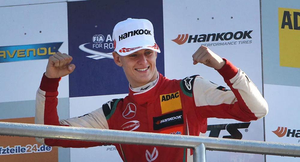 舒馬赫之子與哈斯車隊簽多年合約 將徵戰F1