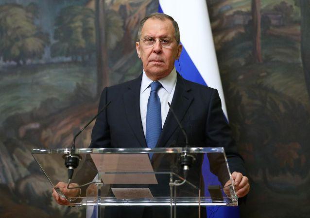 俄外長:歐盟已經放棄對多極世界的追求