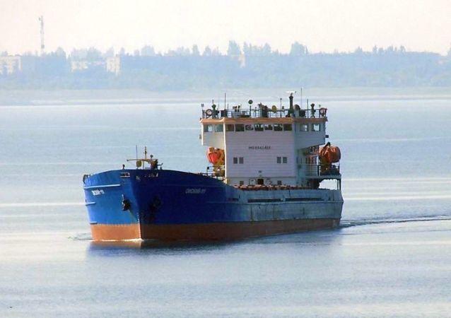 鄂木斯克-111號輪船