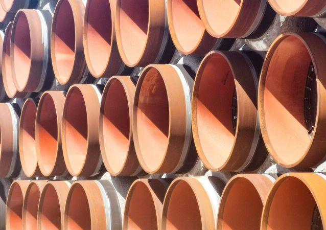 德國駐俄大使希望順利完成「北溪-2」天然氣管道項目