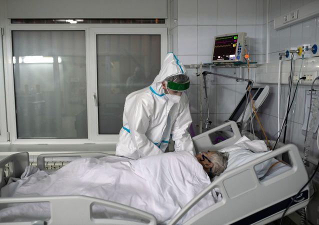 莫斯科過去24小時新增新冠死亡病例71例