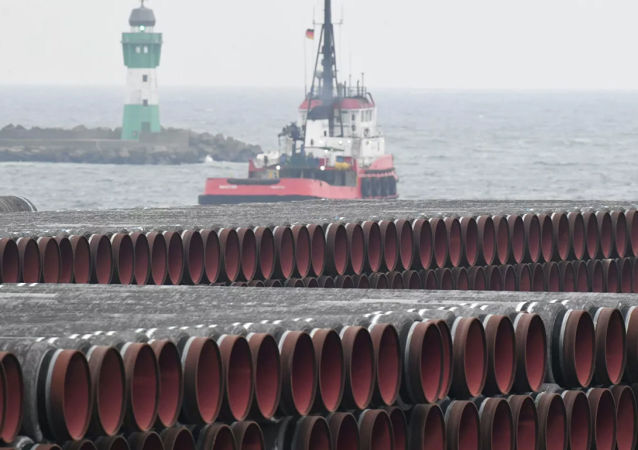 「北溪-2」號天然氣管道在丹麥沿海的鋪設工作將於1月15日開始
